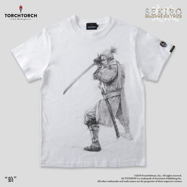 狼 2020  SEKIRO: SHADOWS DIE TWICE × TORCH TORCH