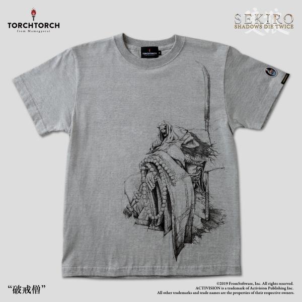 破戒僧 2020  SEKIRO: SHADOWS DIE TWICE × TORCH TORCH