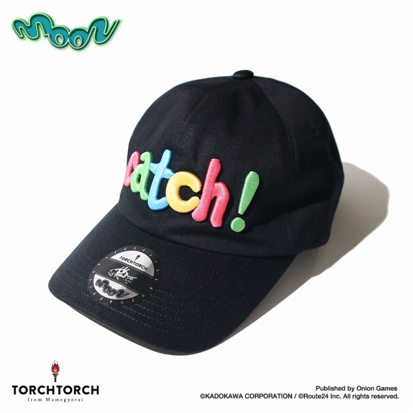 catch! Cap 2020 |moon × TORCH TORCH