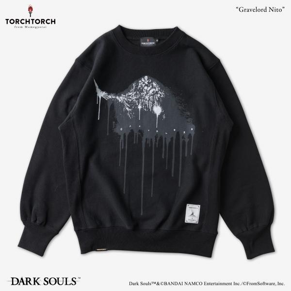 墓王ニト スウェット 2021 |DARK SOULS × TORCH TORCH