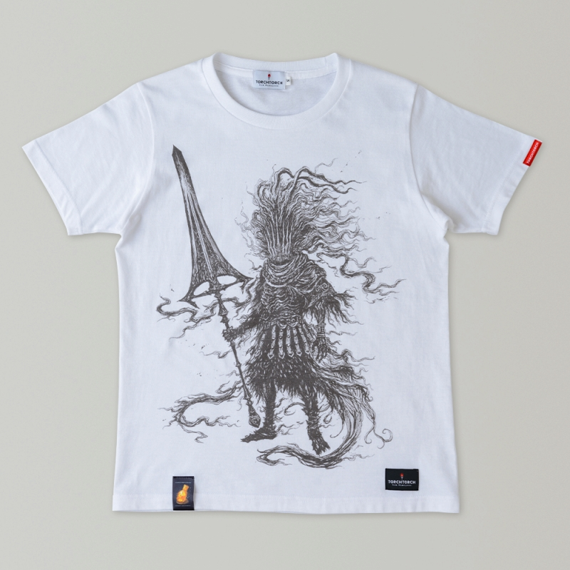 NAMELESS KING T-SHIRT | DARK SOULS × TORCH TORCH