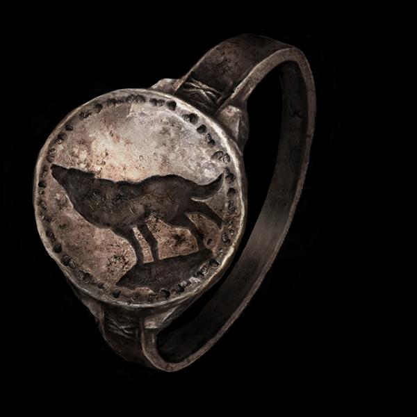 狼の指輪 ダークソウル×TORCH TORCH(トーチトーチ)
