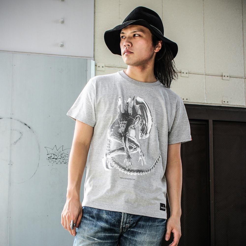 エイリアン Tシャツ The 8th Passenger TORCH TORCH(トーチトーチ)