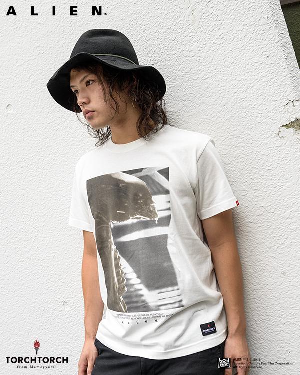 エイリアン YOU ADMIRE Tシャツ TORCHTORCH(トーチトーチ)