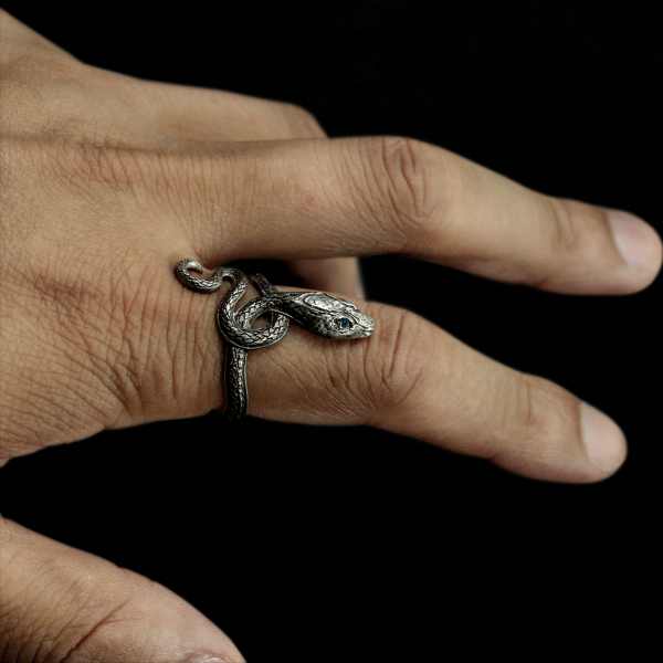 RINGS COLLECTION: RING OF STEEL PROTECTION