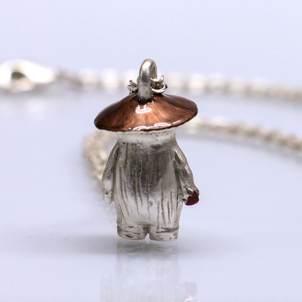 MASHROOM PARENT PENDANT DARK SOULS×TORCHTORCH