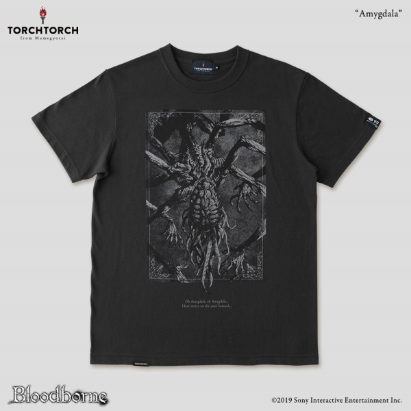 >Amygdala 2019 | Bloodborne × TORCH TORCH