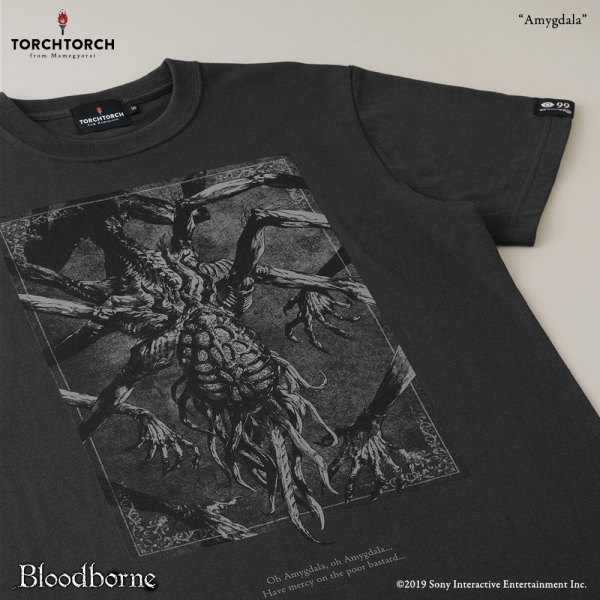 アメンドーズ Bloodborne × TORCH TORCH