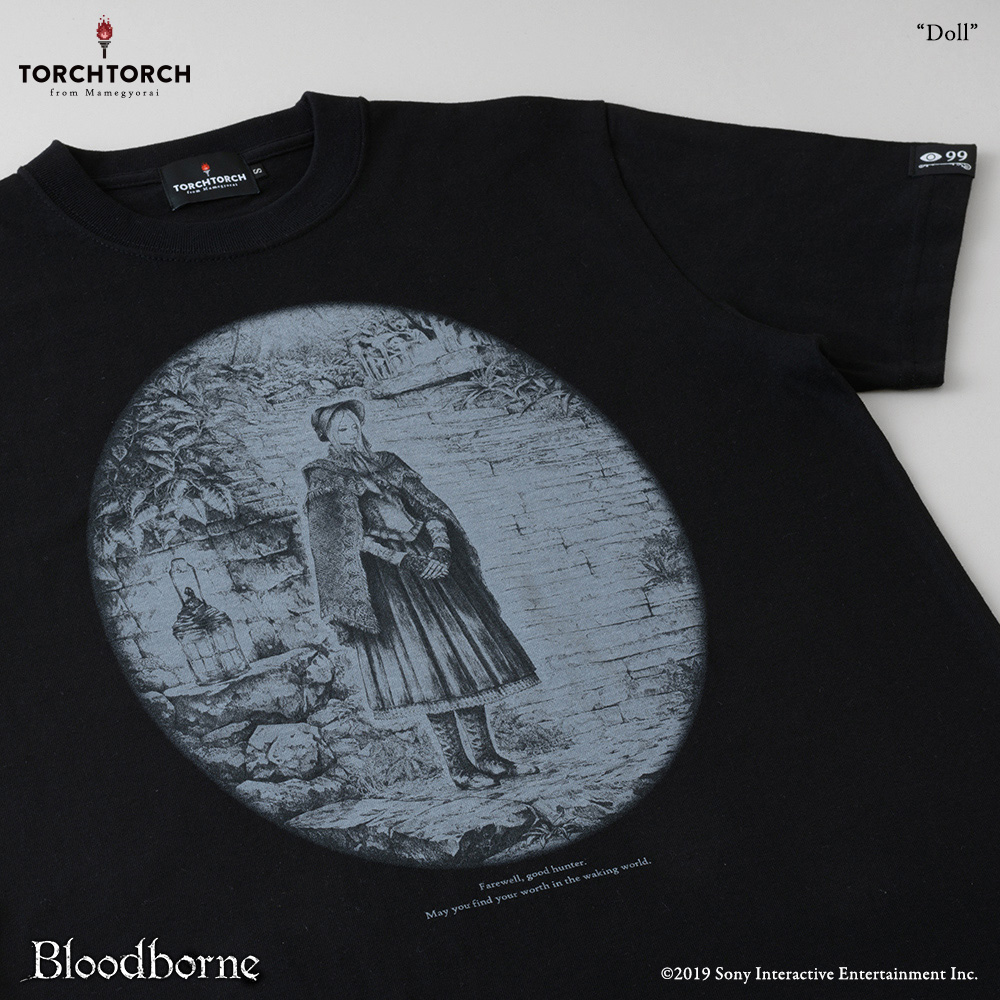 人形 Bloodborne × TORCH TORCH