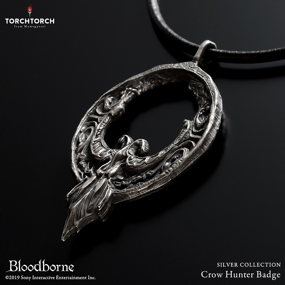 Crow Hunter Badge Bloodborne×TORCH TORCH(トーチトーチ)