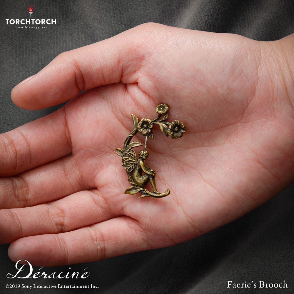 Faerie's Brooch Déraciné×TORCH TORCH(トーチトーチ)