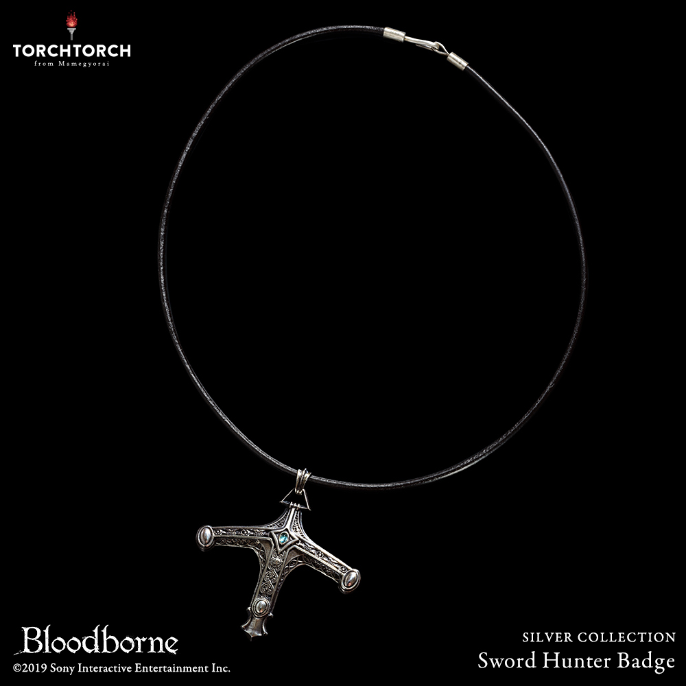 Sword Hunter Badge Bloodborne×TORCH TORCH(トーチトーチ)