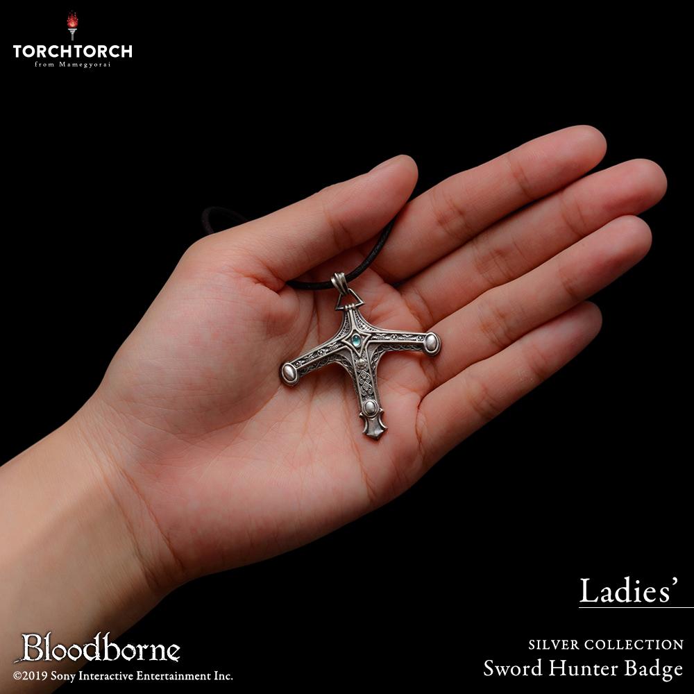 剣の狩人証 Bloodborne×TORCH TORCH(トーチトーチ)
