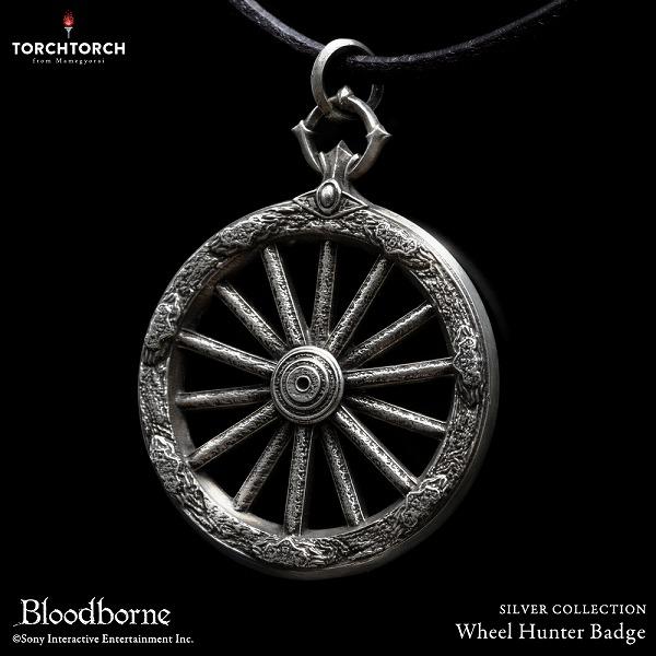 Wheel Hunter Badge 2019| Bloodborne × TORCH TORCH