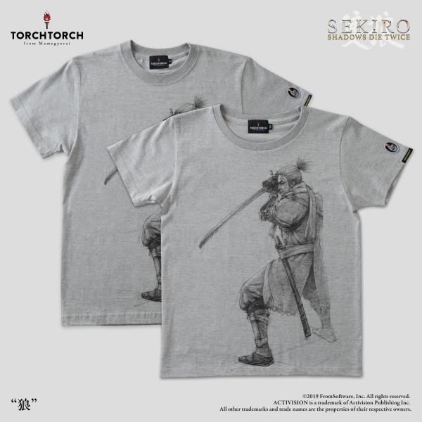 Wolf SEKIRO × TORCH TORCH