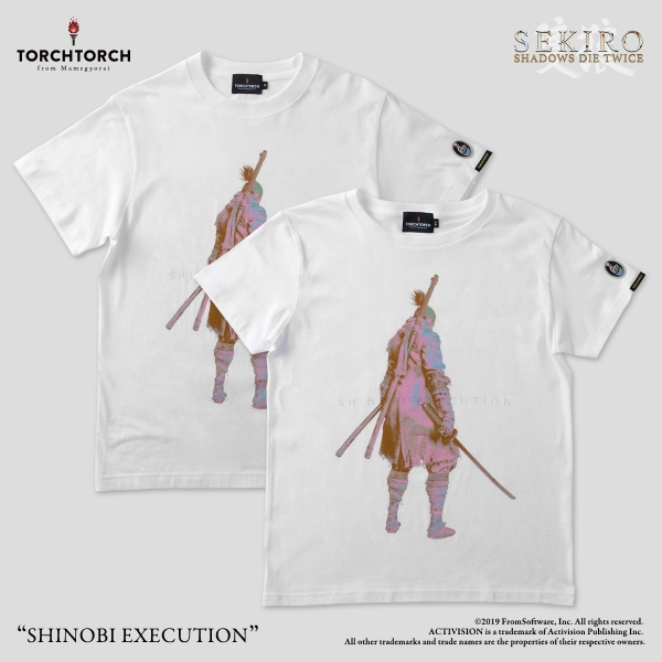 SHINOBI EXECUTION SEKIRO × TORCH TORCH