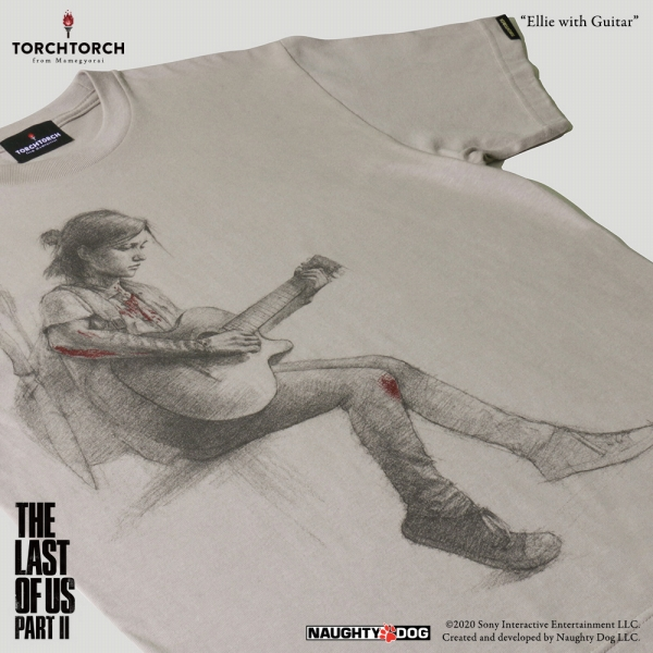 ELLIE with Guitar THE LAST OF US PART II × TORCH TORCH