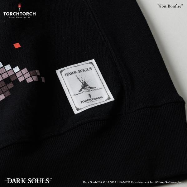 8bitの篝火 DARK SOULS × TORCH TORCH