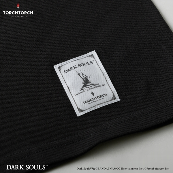 墓王ニト DARK SOULS × TORCH TORCH