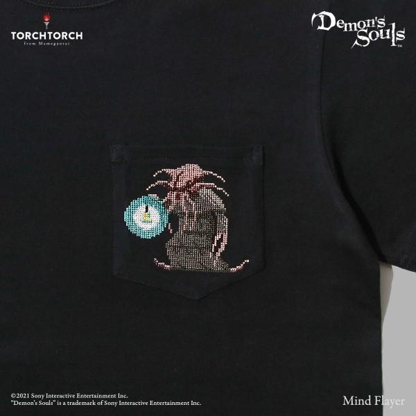 Mind Flayer Demon's Souls × TORCH TORCH