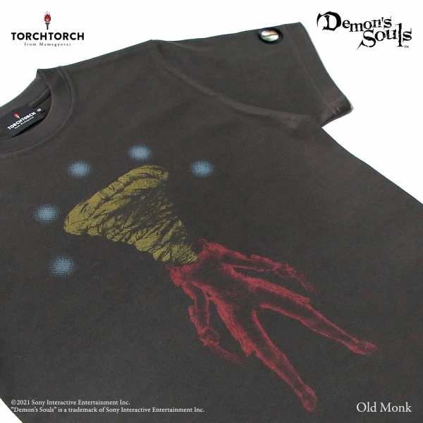 Old Monk Demon's Souls  × TORCH TORCH