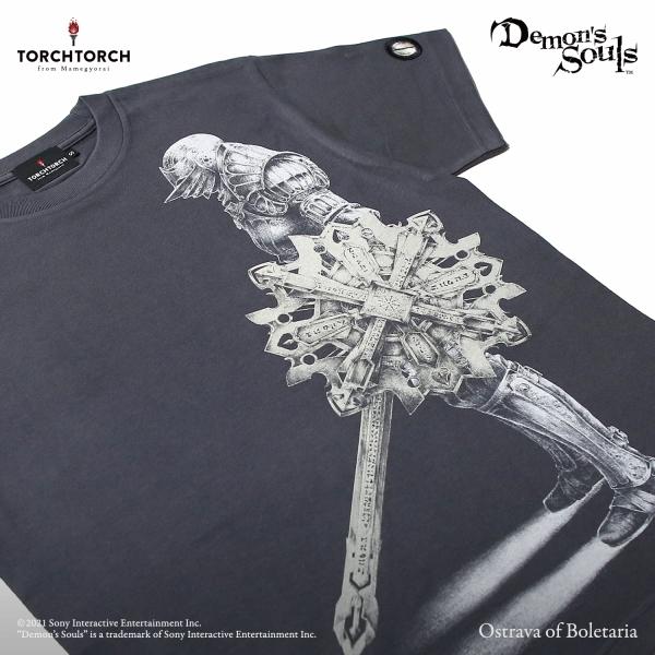 Ostrava of Boletaria Demon's Souls × TORCH TORCH