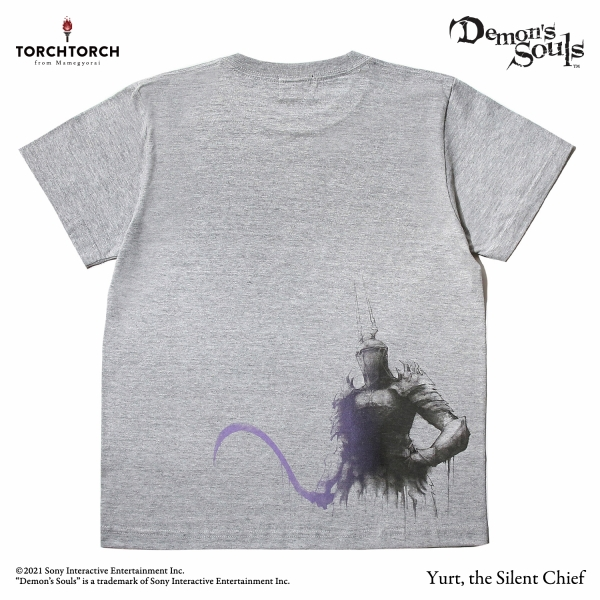 Yurt, the Silent Chief Demon's Souls × TORCH TORCH